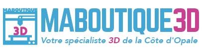 Logo Ma Boutique 3D